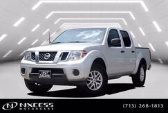 2016_Nissan_Frontier_SV V6 4X4 Crew Cab Low Miles Clean!_ Houston TX