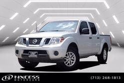 Nissan Frontier SV V6 4X4 Crew Cab Low Miles Clean! 2016