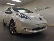 2016_Nissan_Leaf_SV_ Dallas TX