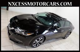 Nissan Maxima 3.5 Platinum PANO-ROOF NAVIGATION COOLED/HEATED SEATS 1-OWNER. 2016
