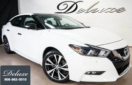 Nissan Maxima 3.5 Platinum Sedan, Navigation, Rear-View Camera, Blind Spot Monitor, Intelligent Cruise Control, Bose Premium Sound, Heated/Ventilated Leather Seats, Panorama Sunroof, 18-Inch Alloy Wheels, 2016