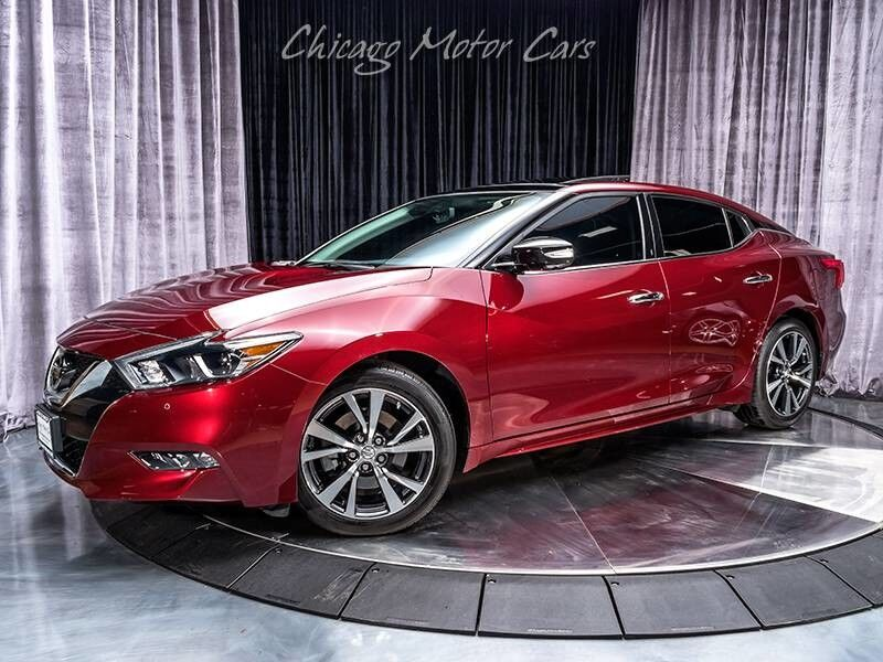 2016_Nissan_Maxima 3.5 Platinum_Sedan_ Chicago IL
