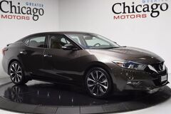 2016 Nissan Maxima 3.5 SR 1 Owner! Still under Warranty! Chicago IL