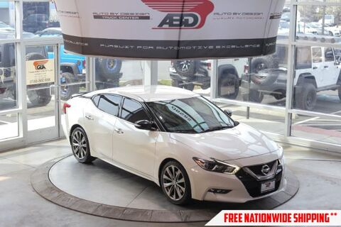 2016_Nissan_Maxima_3.5 SR_ Chantilly VA