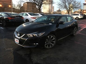 2016_Nissan_Maxima_3.5 SR_ Worcester MA