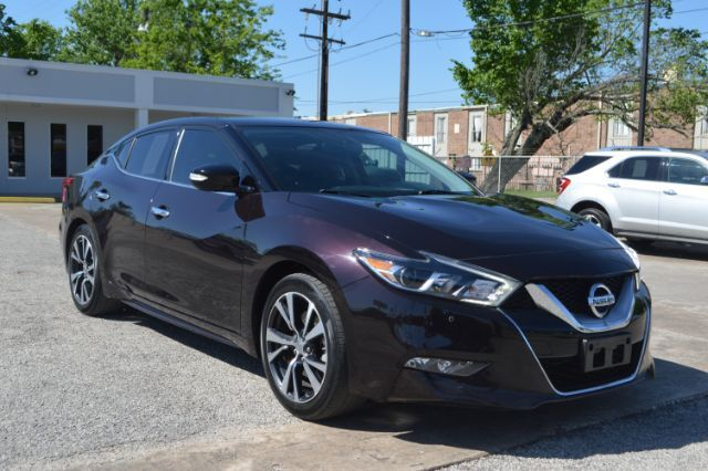 2016 Nissan Maxima 3.5 SV Houston TX