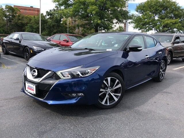 2016 Nissan Maxima 3.5 SV Worcester MA