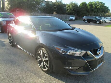 2016 Nissan Maxima Platinum Houston TX