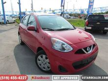 2016_Nissan_Micra_ONE OWNER   AS GOOD AS NEW_ London ON