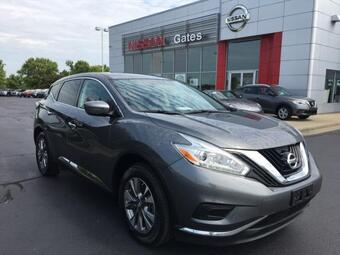 2016_Nissan_Murano_AWD 4dr S_ Richmond KY