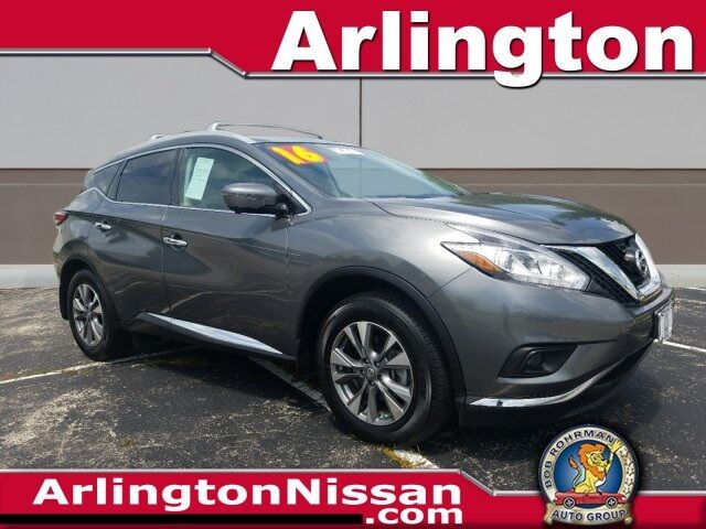 2016 nissan murano sl arlington heights il 12846748. Black Bedroom Furniture Sets. Home Design Ideas