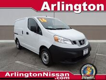 2016_Nissan_NV200_SV_ Arlington Heights IL