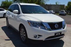 2016_Nissan_Pathfinder_S 2WD_ Houston TX
