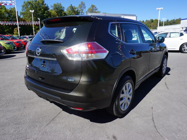 2016 Nissan Rogue AWD 4DR S Mount Hope WV