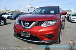 2016_Nissan_Rogue_S / AWD / Bluetooth / Back Up Camera / USB & AUX Jacks / Cruise Control / Only 35K Miles / 32 MPG / 1-Owner_ Anchorage AK
