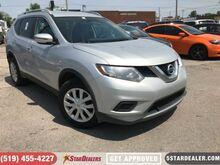 2016_Nissan_Rogue_S   AWD   CAM_ London ON
