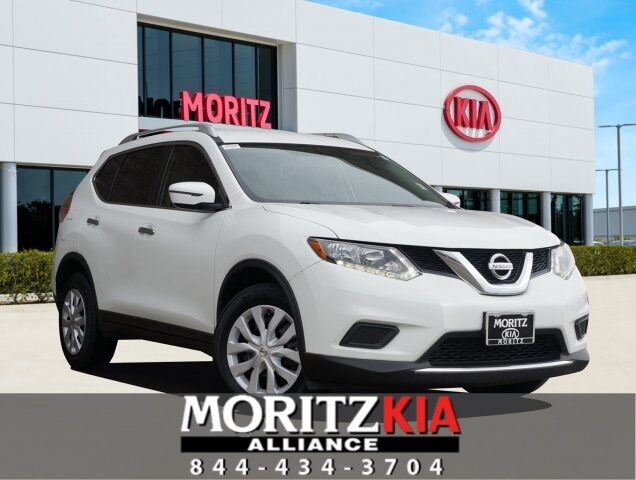 2016 Nissan Rogue S Fort Worth TX