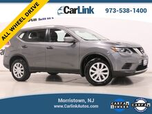 2016_Nissan_Rogue_S_ Morristown NJ