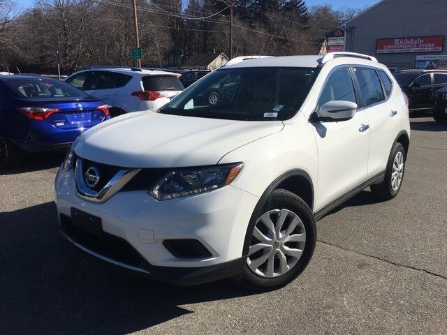 2016 Nissan Rogue S Worcester MA