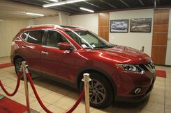 2016_Nissan_Rogue_SL AWD ,LEATHER , NAVIGATION AND PANORAMIC ROOF_ Charlotte NC