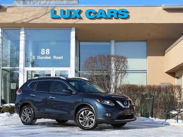 2016_Nissan_Rogue_SL LEATHER NAV_ Buffalo Grove IL