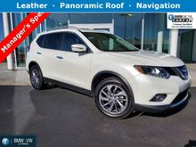2016_Nissan_Rogue_SL_ Kansas City KS