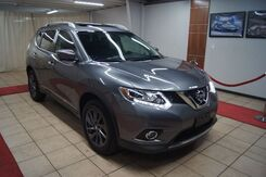 2016_Nissan_Rogue_SL PREMIUM PACKAGE WITH LEATHER, ROOF AND NAVIGATION_ Charlotte NC