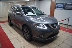 2016_Nissan_Rogue_SL WITH LEATHER,PANO ROOF AND NAVIGATION_ Charlotte NC