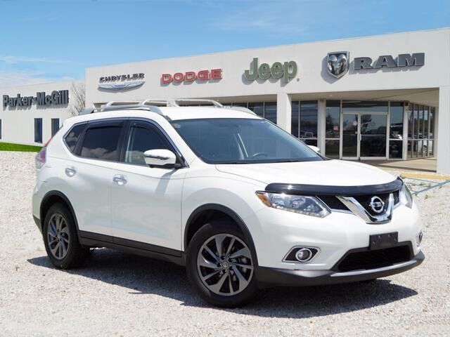 2016 Nissan Rogue SL West Point MS