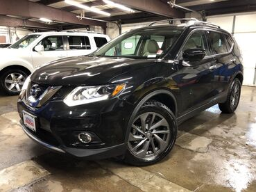 2016_Nissan_Rogue_SL_ Worcester MA