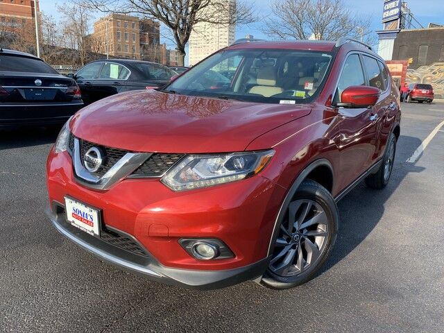 2016 Nissan Rogue SL Worcester MA