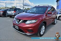 2016_Nissan_Rogue_SV / AWD / Auto Start / Heated Seats / Navigation / Surround View Camera / Keyless Entry & Start / Bluetooth / 3rd Row / Seats 7 / Tow Pkg / Block Heater / 32 MPG / 1-Owner_ Anchorage AK