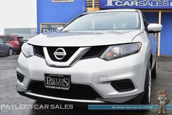 2016_Nissan_Rogue_SV / AWD / Automatic / Power Driver's Seat / Back Up Camera / Bluetooth / 32 MPG_ Anchorage AK