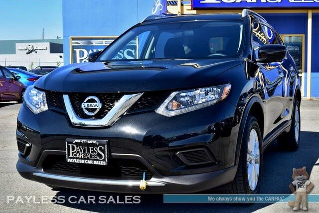 Nissan Rogue 3Rd Row >> 2016 Nissan Rogue Sv W 3rd Row Awd Heated Power Seats