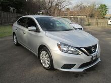 2016_Nissan_Sentra_S CVT_ Houston TX