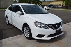 2016_Nissan_Sentra_S_ Houston TX