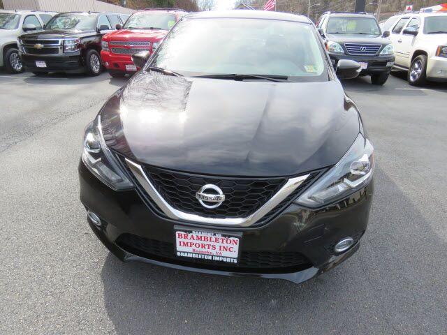 2016 Nissan Sentra S Roanoke VA