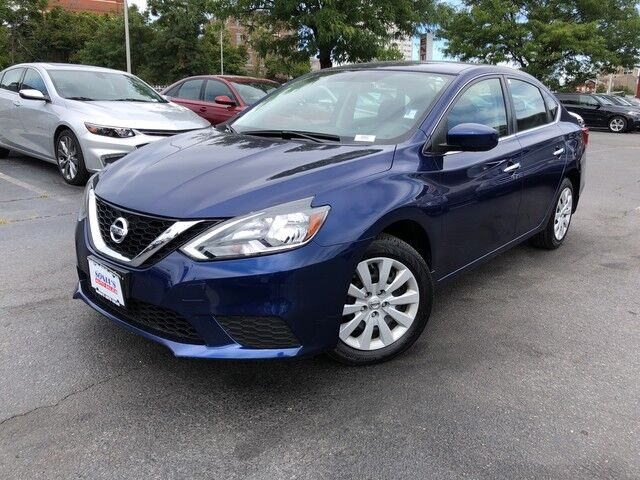 2016 Nissan Sentra S Worcester MA