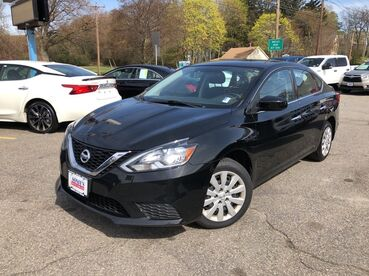 2016_Nissan_Sentra_S_ Worcester MA