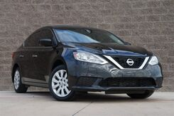 2016_Nissan_Sentra_S_ Fort Worth TX