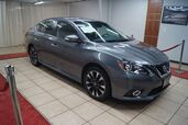 2016 Nissan Sentra SR SUN ROOF, LEATHER, HEATED SEATS