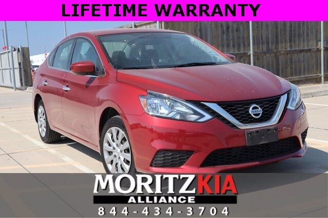 2016 Nissan Sentra SV Fort Worth TX