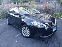 2016_Nissan_Sentra_SV_ Redwood City CA