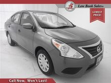 2016_Nissan_VERSA_S Plus_ Salt Lake City UT