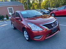 2016_Nissan_Versa_1.6 S Plus_ Charlotte NC