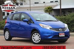 2016 Nissan Versa Note S Plus 1.6 L Vallejo CA