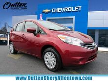 2016_Nissan_Versa Note_S Plus_ Hamburg PA