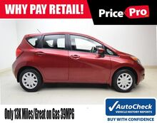 2016_Nissan_Versa Note_S Plus_ Maumee OH