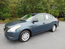 2016_Nissan_Versa_S Plus_ High Point NC