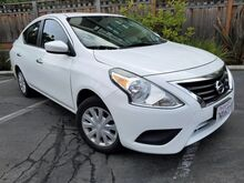 2016_Nissan_Versa_S_ Redwood City CA